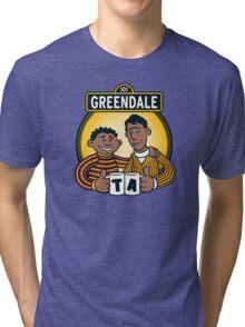 Greendale Street  Tri-blend T-Shirt