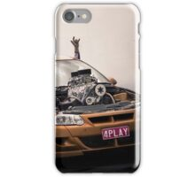 4PLAY Burnout iPhone Case/Skin