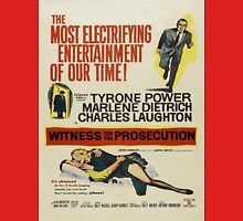 Witness for the Prosecution Unisex T-Shirt