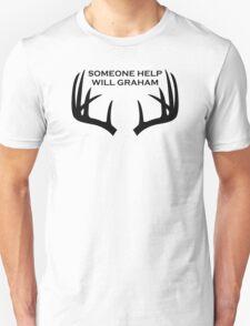 Someone Help Will Graham Unisex T-Shirt