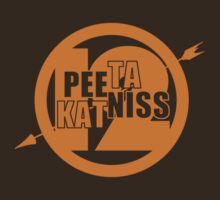 PEEta and katNISS by oawan