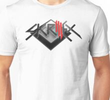Skrillex Simple Logo #2 Unisex T-Shirt