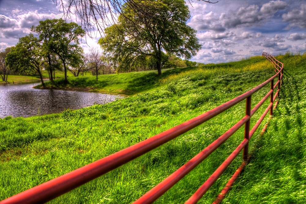 Purely Pastoral by Terence Russell