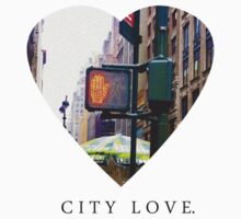 City Love Series - N.Y.C by Alice McRoe