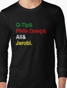 ATCQ Long Sleeve T-Shirt