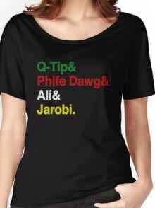 ATCQ Women's Relaxed Fit T-Shirt