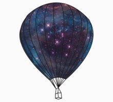 Galaxy Balloon T-Shirt