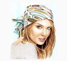 Kylie Minogue - bandana/kerchief (color version) Unisex T-Shirt