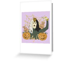 Sharon Needles 'Party City' Greeting Card