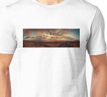 Beach Panoramic Unisex T-Shirt