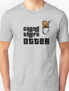 Grand Theft Otter T-Shirt