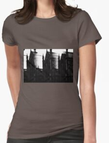 Today I Dreamt A Dream Of Yesterday - 21 Womens Fitted T-Shirt