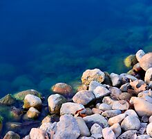 The Rocks by Karen  Rubeiz