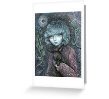 Winter's Coming Greeting Card