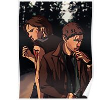 Winchesters Poster