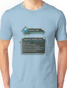 Otaku's Tee - Flavor text Tee T-Shirt