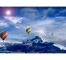 Explore the Magic of Dreams! Photographic Print