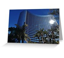High Rise Greeting Card