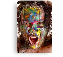 Having one of those days ????????? Canvas Print