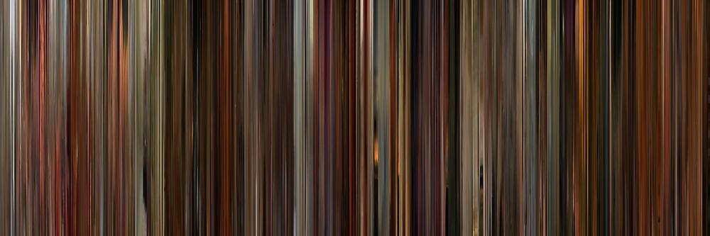Moviebarcode: Santa sangre (1989) by moviebarcode