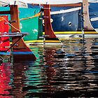 Rudder Reflections by phil decocco