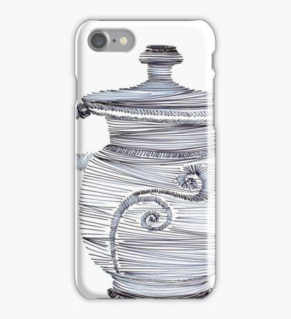 Lib 313 iPhone Case/Skin