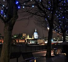 A night with St Paul's by ColinKemp