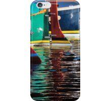 Rudder Reflections iPhone Case/Skin