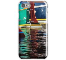 Rudder Reflections iPhone Case/Skin