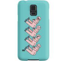 """Willy Bum Bum - """"4 Bums"""" Samsung Galaxy Case/Skin"""