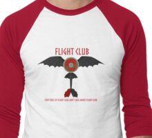 Flight Club - Motto Men's Baseball ¾ T-Shirt