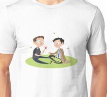 A flower for Cas Unisex T-Shirt