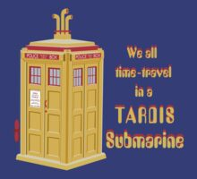 TARDIS Submarine by sirwatson
