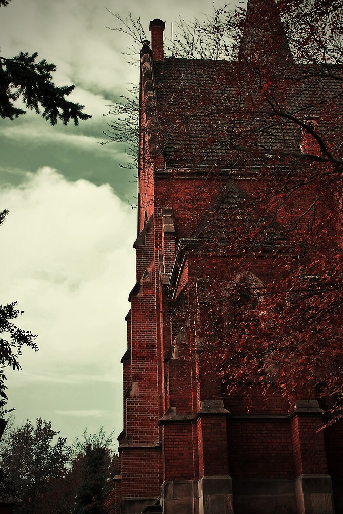 Creepy by digiphotography