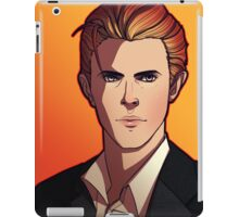 Thomas Newton iPad Case/Skin
