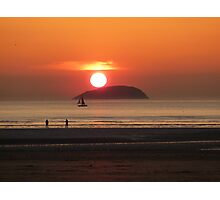 Weston-super-Mare Photographic Print