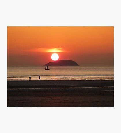 Weston-super-Mare Photographic Print
