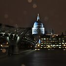 Bridge to St Paul's by ColinKemp