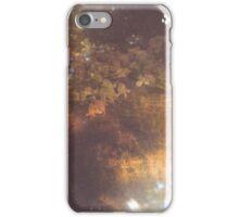 EAUX-FORTES iPhone Case/Skin