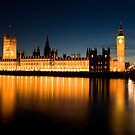 Houses of Parliament by Squawk