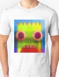Pixel Bart Simpson T-Shirt