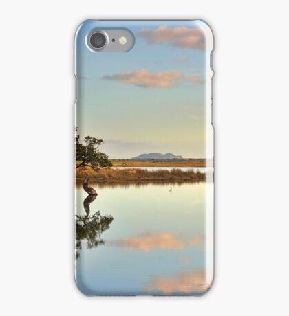 Lone Mangrove Dusk iPhone Case/Skin