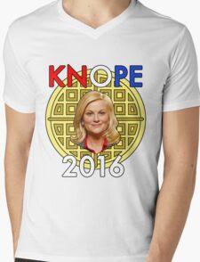 Leslie Knope for President Mens V-Neck T-Shirt