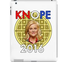 Leslie Knope for President iPad Case/Skin
