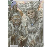 Elder Oeda of the Fey iPad Case/Skin
