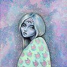 Magical Girl Allison by Brett Manning