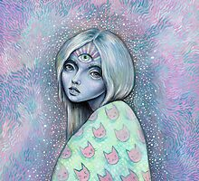 Magical Girl Allison by brettisagirl