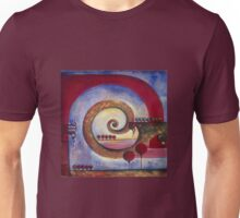 """In the World of Balance"" from the series ""Tales from the Unknown Book"" Unisex T-Shirt"