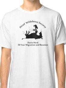 Dead Wildebeest Society Classic T-Shirt