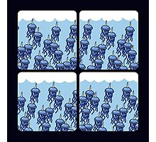 Jellycorns (Horned Warrior Friends comic) Photographic Print